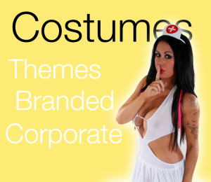 Branded and Themed Costumes